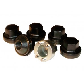 Defender / Disco 1 / RRC Locking Wheel Nut Set Steel x 5 RTC9535