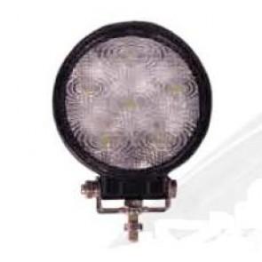 Wipac 10-30V 18W round LED work lamp