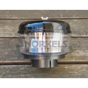 Bravo Cyclonic Snorkel Head 89mm Inlet 180mm Wide