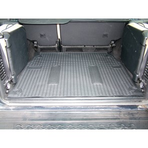Discovery 2 Load Space Mat Half Length STC50052AA