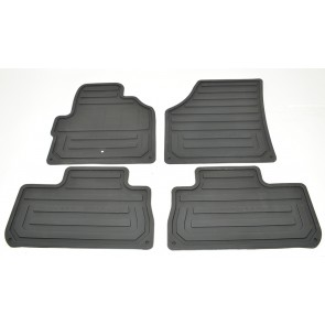 Freelander 2 Premium Rubber Mat Set RHD VPLFS0233