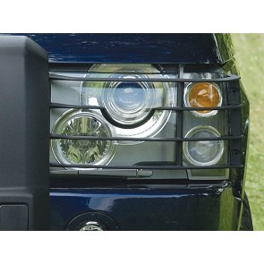 Range Rover L322 To 6A Front Lamp Guard Set VUB001070