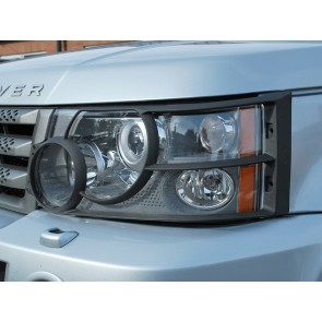 Range Rover Sport 05 To 09 Front Lamp Guard Set VUB501930