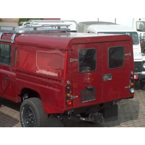 AFN Defender 130 Double Cab Aluminium Hard-top