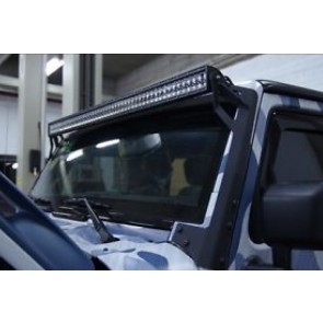 "Jeep Wrangler JK 2007 to 2018 50"" Light Bar Mounting Set"