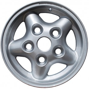 "Defender 16x7"" Tornado Alloy Wheel ANR5307MNH"