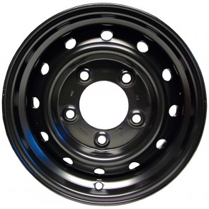 "Land Rover Wolf Style Wheel 6.5x16"" - Primed  (Tubed) ANR5593PM"