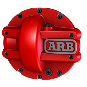 ARB Diff Cover Chev 10 Bolt, AAM 850/860 - Red