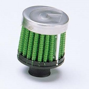 Green Performance Air Filter 15mm Neck 50mm Tall