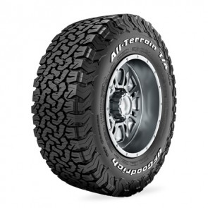BF Goodrich All Terrain KO2 265/70R17