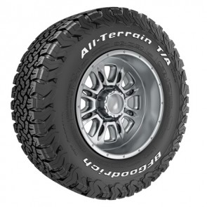 BF Goodrich All Terrain KO2 265/65R18