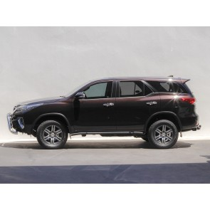Front Runner Toyota Fortuner (2016-Current) Rock Sliders