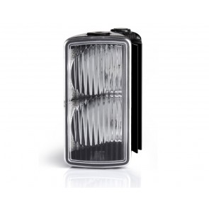 Lazer Carbon-2 Reeded Light - Vertical