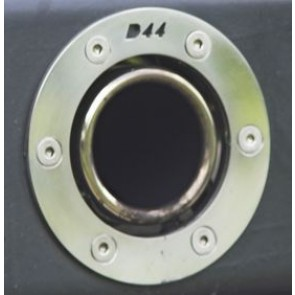 D44 Exhaust Finisher - 80mm