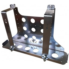 D44 Single PC1800 Battery Tray - ideal for pick up bed mounting
