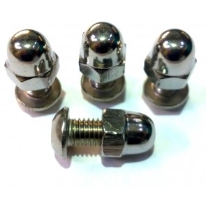 D44 Extended Fairlead Stainless Centre Bolt Set