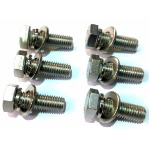 D44 Extended Fairlead Stainless Bolt Set