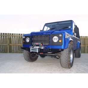 D44 Defender Clubman Bumper - Lowline Air Con Tapered