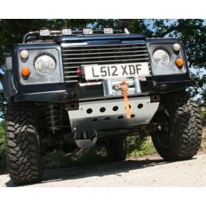 D44 Defender Clubman Steering Guard
