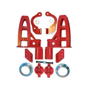 D44 King Mounting Kit  - Front