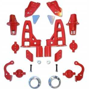 D44 King Mounting Kit For Defender 90
