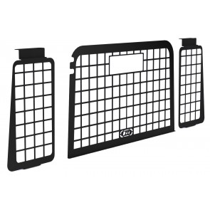 D44 Defender 2002 to 2016 Rear Window Guard Set (Inside Fit)