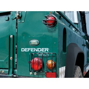 Defender Rear Light Guard Kit 2002 On DA1079