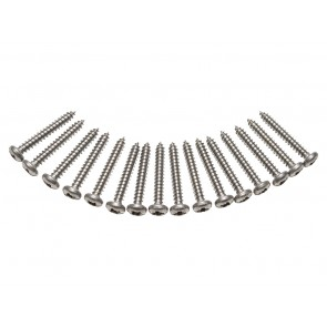 Britpart Stainless Steel Defender Light Screw Kit (to MA940000 chassis)