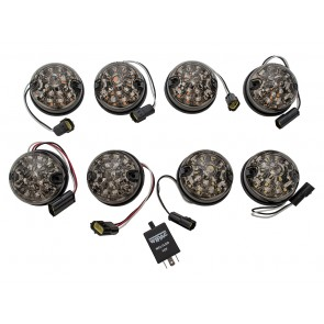 Wipac LED Light Kit for Defender /  Series - Smoked