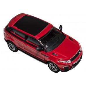 Die-cast 1:76 Range Rover Evoque Facelift Firenze Red