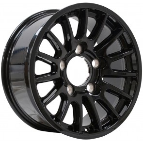 Bowler 8x18 Lightweight Wheel - Black