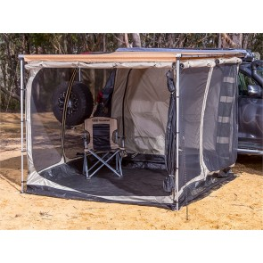 ARB 2.5m Wide X 2.5m Deluxe Awning Room With Floor - SHOP SOILED