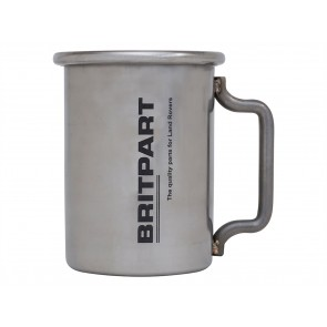 Britpart Stainless Steel Mug