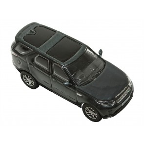 Die-cast 1:76 Land Rover Discovery 5 HSE Santorini Black