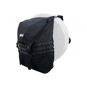 Trasharoo Spare Wheel Trash Bag - Black