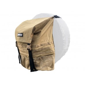 Trasharoo Spare Wheel Trash Bag - Beige