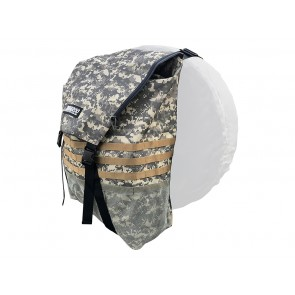 Trasharoo Spare Wheel Trash Bag - Camo