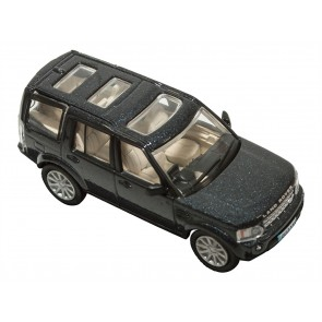 Die-cast 1:76 Land Rover Discovery 4 Baltic Blue