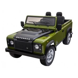 Sit In Defenders - Twin Seater Green