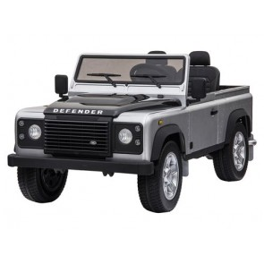 Sit In Defenders - Twin Seater Silver