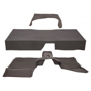 Acoustic Mat Systems Series 2, 2A & 3 Grey