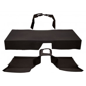 Acoustic Mat Systems Defender LT77 Black