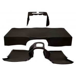 Acoustic Mat Systems Defender R380 Black