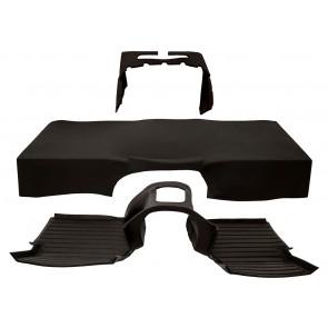 Acoustic Mat Systems Defender R380 Black