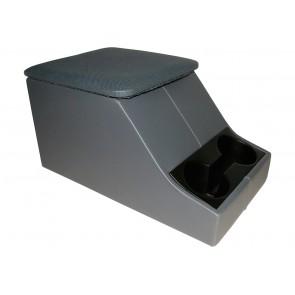 Cubby Box - Grey Twill