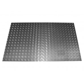 Defender 110 CSW Load Area Floor Chequer Plate
