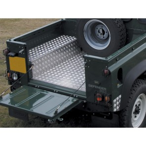 Defender 90 Load Bed Liner Chequer Plate