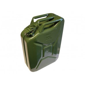 Britpart Jerry Can 20 Litre Green