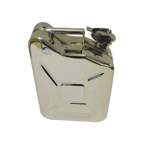 Britpart Jerry Can 10 Litre Stainless Steel