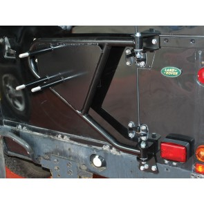 Britpart Defender Swing Away Wheel Carrier